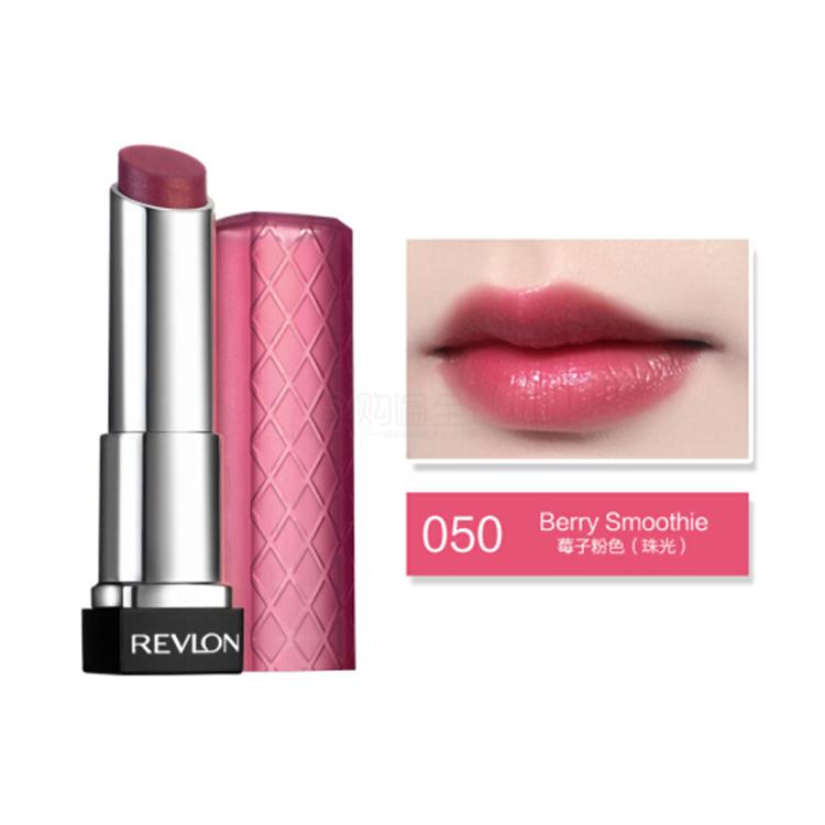 美妆Revlon/露华浓 Color Burst Lip Butter黄油润唇膏/露小蜜#Berry Smoothie/050