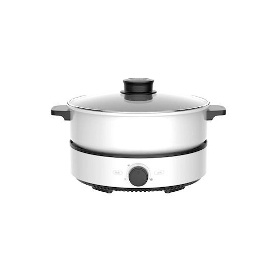 【美的】煎烙煮焖炖一机多能 电蒸锅(电饼铛) MC-DY26Easy501