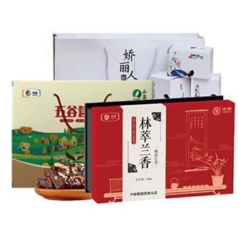 【中粮精选】三合一礼盒营养大礼包79型