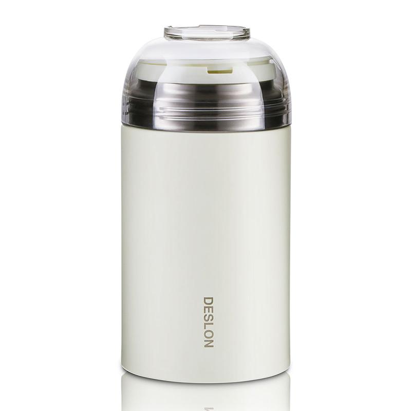 德世朗 DESLON 焖烧杯臻选焖烧便当盒 DZXS-800CNW 白色 800ml