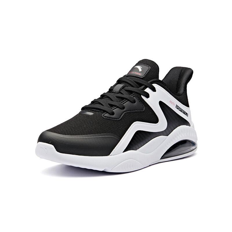 安踏童鞋 男童休闲鞋2018年冬季新款中大童小学生运动鞋31848803-1