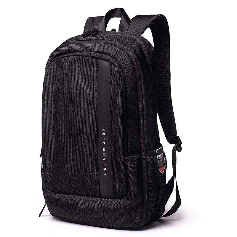 安踏双肩包单肩包斜挎包 新款男女中性背包 大容量休闲运动包 学生书包 电脑包 黑色19917151-1