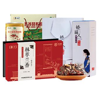 茶品组合大礼盒97型