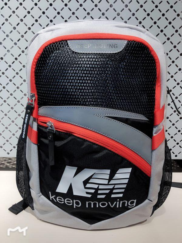 安踏 男款背包双肩包时尚百搭大容量儿童学生书包旅游背包39917155-2