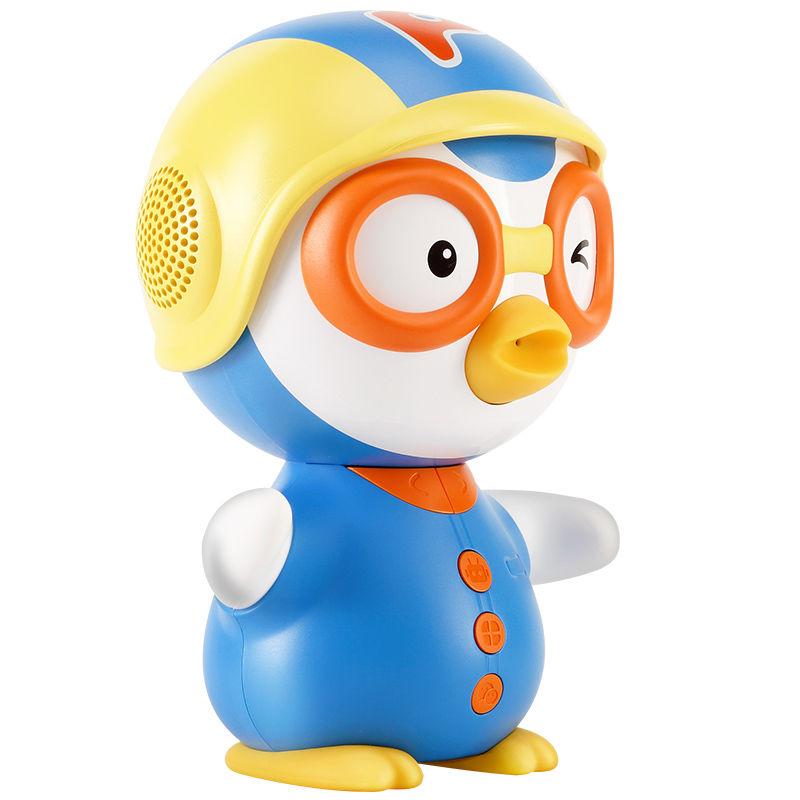 朵朵糖PORORO早教智能机器人儿童陪伴语音对话互动中英翻译讲故事