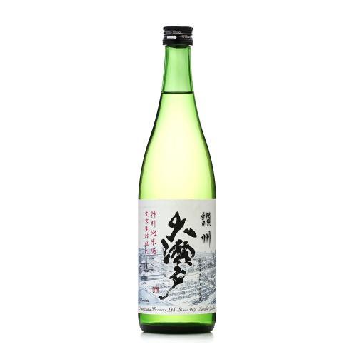【中粮直采】日本进口川鹤大濑户大寒生粹清酒 720ml