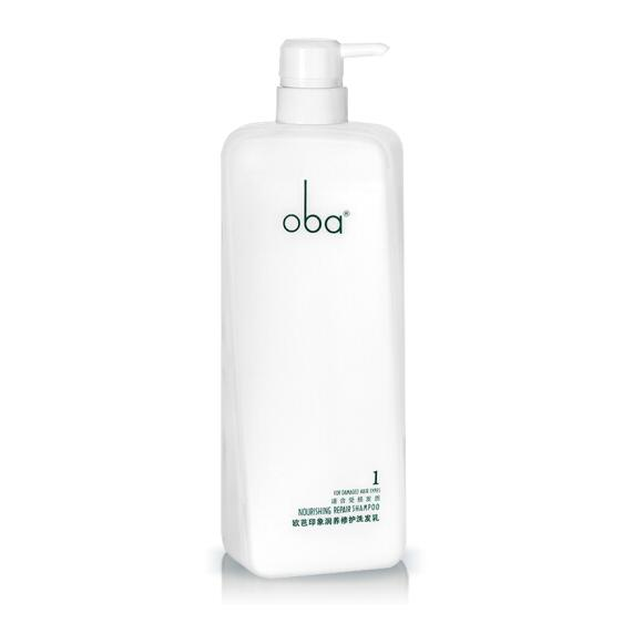 进口欧芭柔顺莹润洗发乳霜(氨基酸)500ml08230