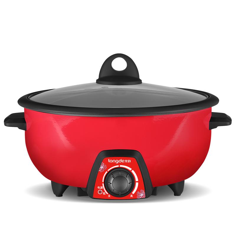 龙的(longde) 家用大容量电火锅多用途电煮锅 3L(LD-HG30C)