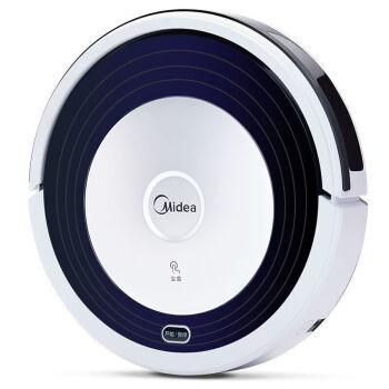 美的(Midea) 扫地机器人R1-L085B全自动智能家用吸尘器 白色