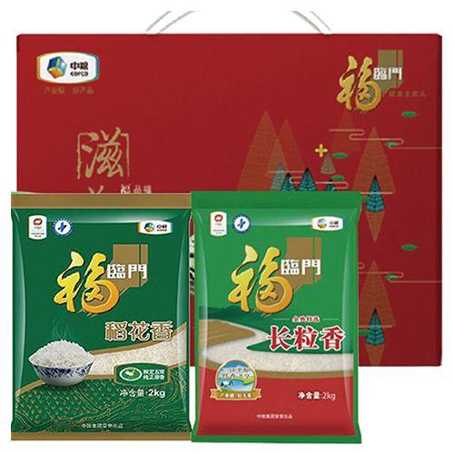 福临门滋养米组合2kg*2