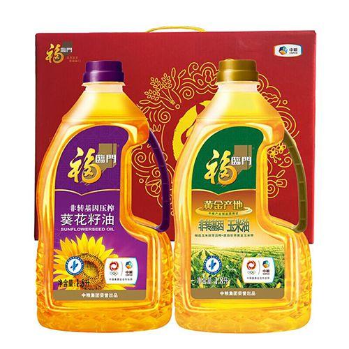 福临门营养油组合1.8L*2