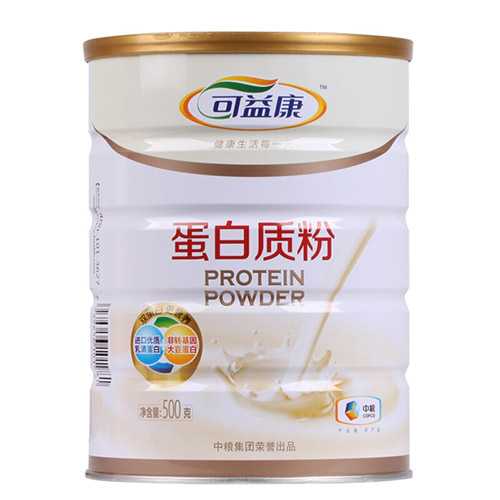 中宏可益康蛋白粉500g