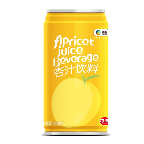 屯河杏汁180ml*24