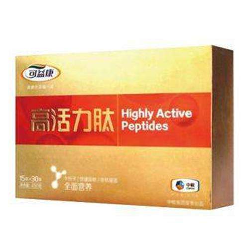 中宏可益康高活力肽(中宏)15g*30