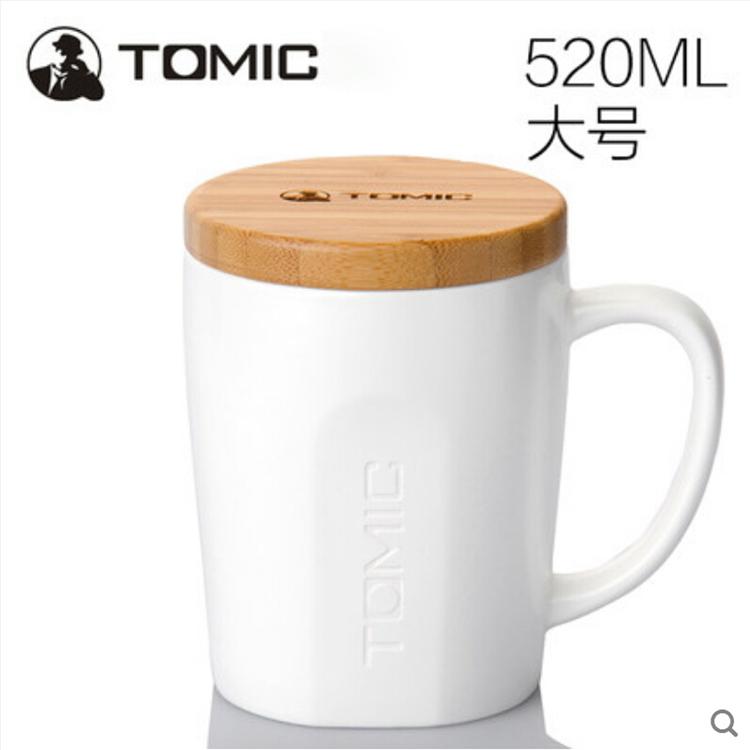 TOMIC/特美刻陶瓷杯 1317U 520ML