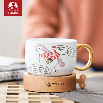 TOMIC/特美刻陶瓷杯 85002 450ML