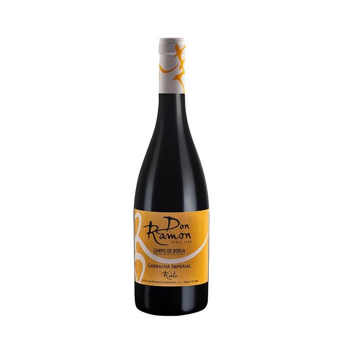 西班牙原装原瓶进口罗曼尼帝皇红葡萄酒750ml