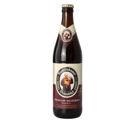 【中粮】范佳乐(又名教士)小麦黑啤酒 500ml