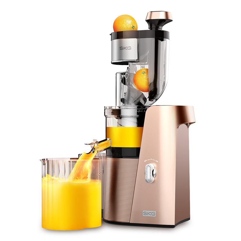 SKGA10商用原汁机大口径全自动渣汁分离果汁奶茶店鲜榨大功率无渣