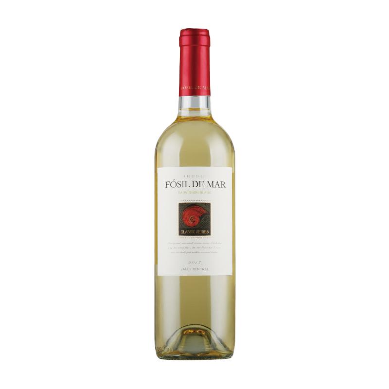 白葡萄酒 原瓶原装进口 螺化石经典长相思干白葡萄酒750ml*1