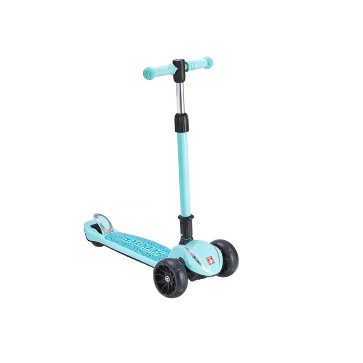 GoodBaby好孩子 儿童滑板车 3-10岁宝宝玩具代步车 三轮踏板车 蓝色SC400-Q202BB