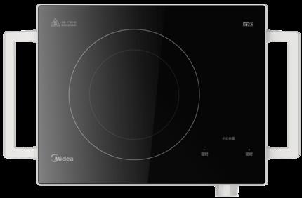 Midea/美的 HST2207电陶炉红外炉家用不挑锅2200W红外加热正品