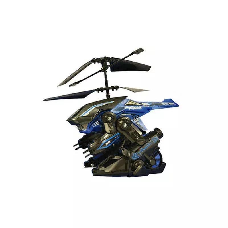 银辉 户外空中飞鹰直升机儿童电动遥控飞机男孩飞行器玩具