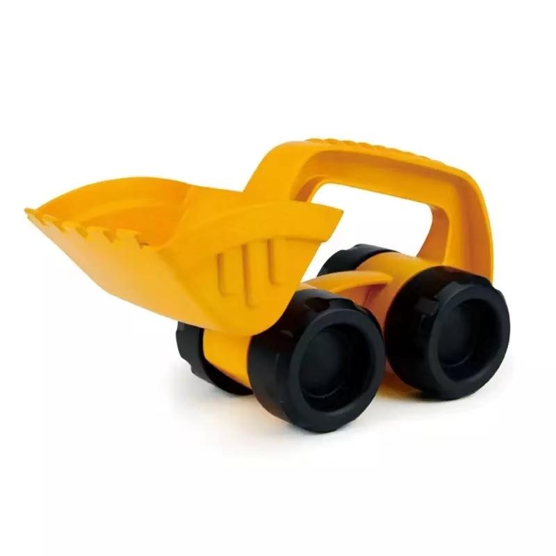 HapeE4054儿童沙滩玩具 户外洗澡玩沙戏水套装18个月以上 E4054怪力挖沙车