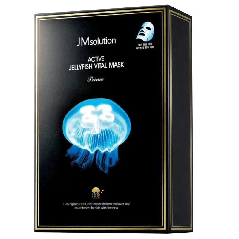 【跨境商品】JMsolution新款 JM水母面膜10片/盒(2盒装)