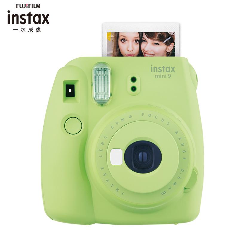 富士(FUJIFILM)INSTAX 一次成像相机 MINI9C相机 草木绿