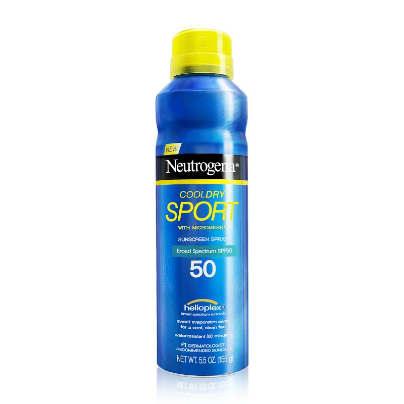 露得清轻透沁凉防晒喷雾 SPF50+ PA++++ 155g