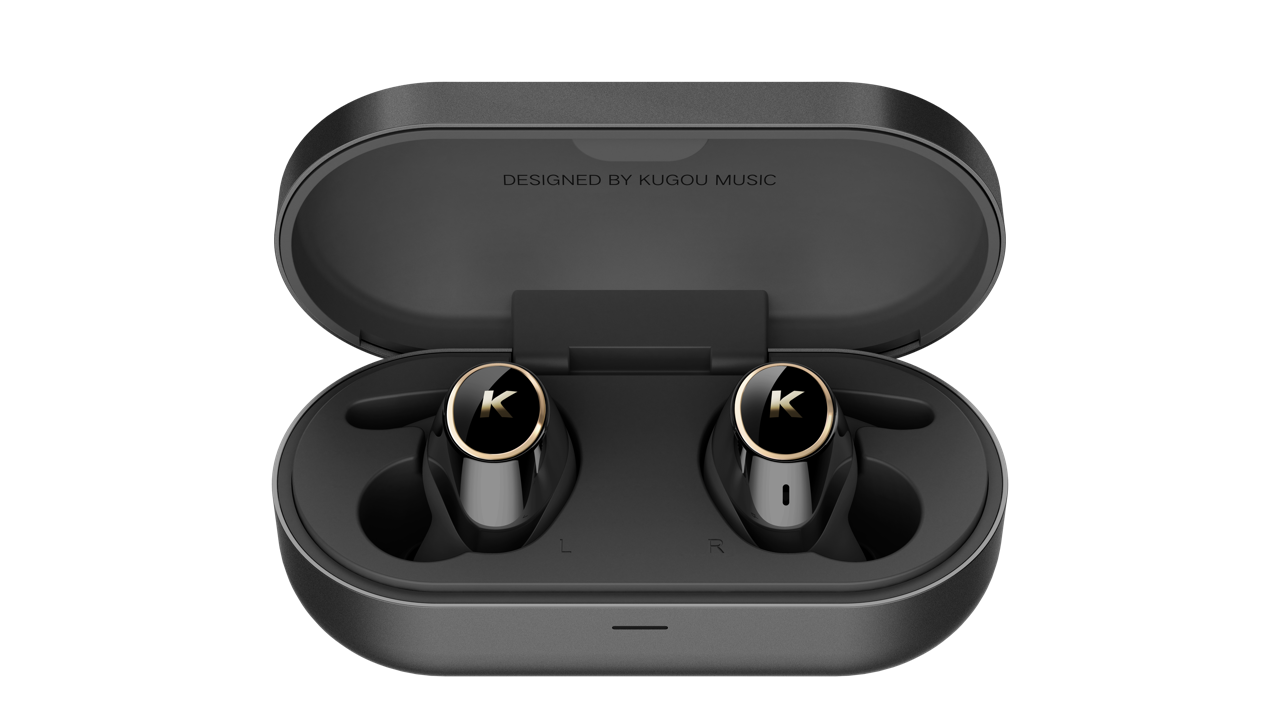 酷狗X5蓝牙耳机(黑色)