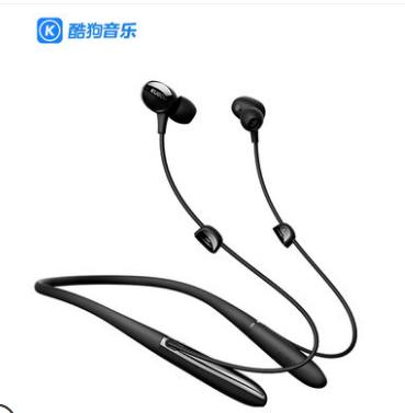 酷狗X6电音圈铁耳机(蓝色)