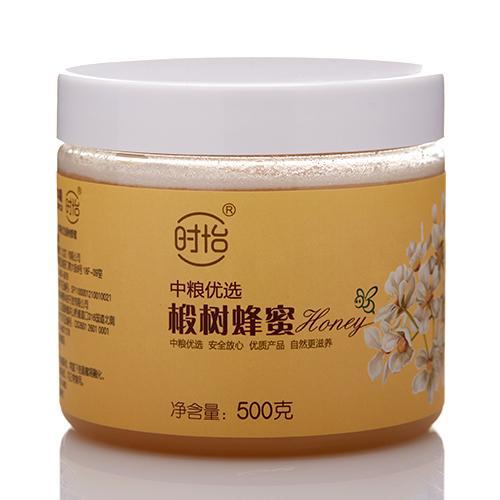 【热卖】时怡中粮优选椴树蜂蜜(罐装500g)