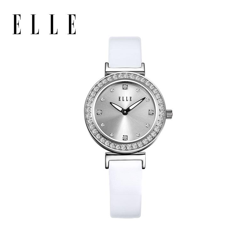 ELLE法式简约潮流女士腕表 EL20310S01N