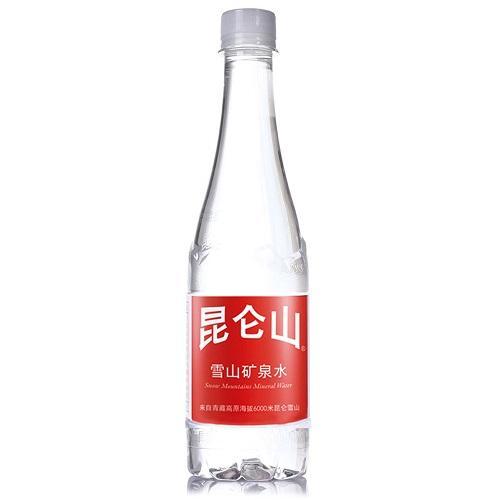 【整箱优惠】昆仑山雪山矿泉水 (礼盒装 12*510ml)