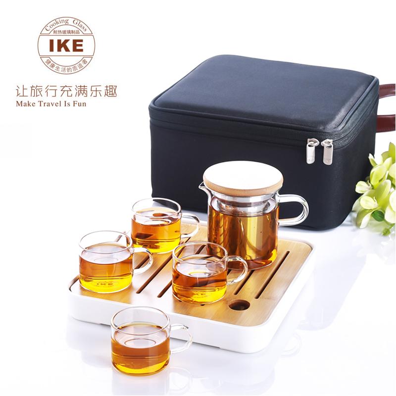 一柯旅行茶具套装  YK-C608C