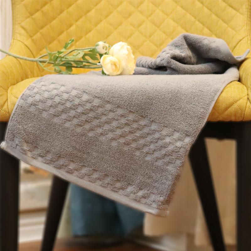正典小格毛巾4条装