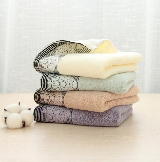 正典花冠毛巾4条装