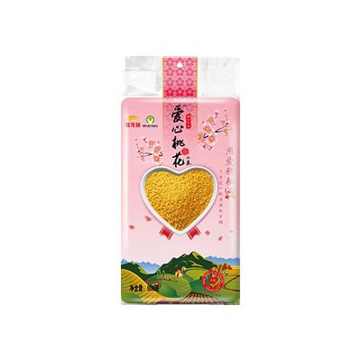 小米 金龙鱼爱心桃花小米 900g