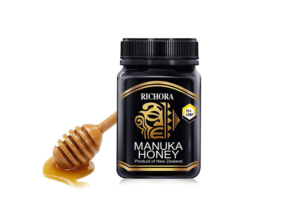 新西兰进口瑞琪奥兰麦卢卡蜂蜜(UMF15+)500g