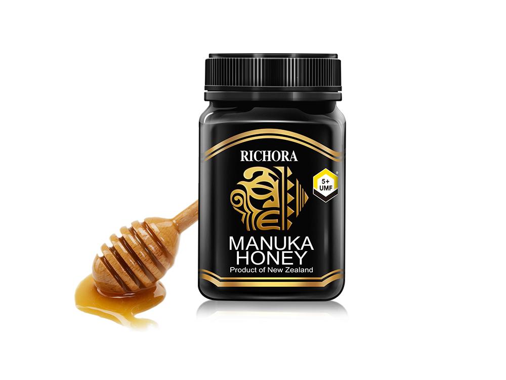 新西兰进口瑞琪奥兰麦卢卡蜂蜜(UMF5+)500g