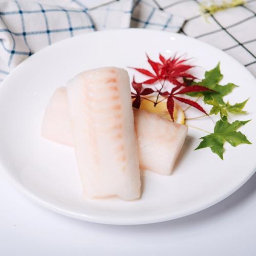 【中粮】渔天下真鳕颈肉  宝宝鳕鱼(3-4片,去皮去刺)300g  袋装