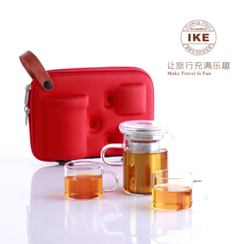 一柯旅行茶具套装 YK-C308A