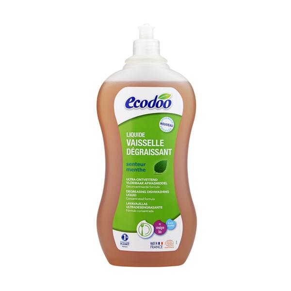 逸乐舒(ecodoo)浓缩去油洗碗液1L