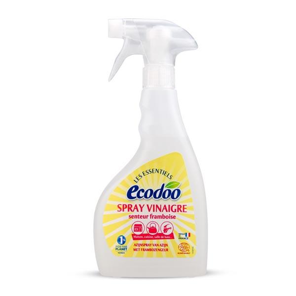 逸乐舒(ecodoo)香醋去渍除锈清洁喷剂(树莓)500ml