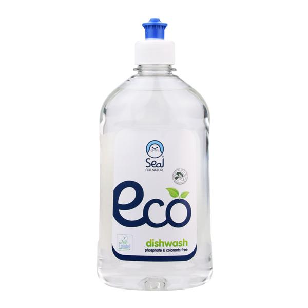 宜可欧生态环保浓缩去油洗碗液500ml*2