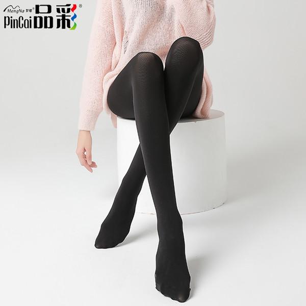 品彩春秋季加厚880D美腿显瘦瘦腿王连裤袜