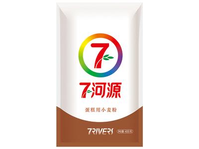 【中粮】七河源蛋糕用小麦粉400g(新老包装随机发货)