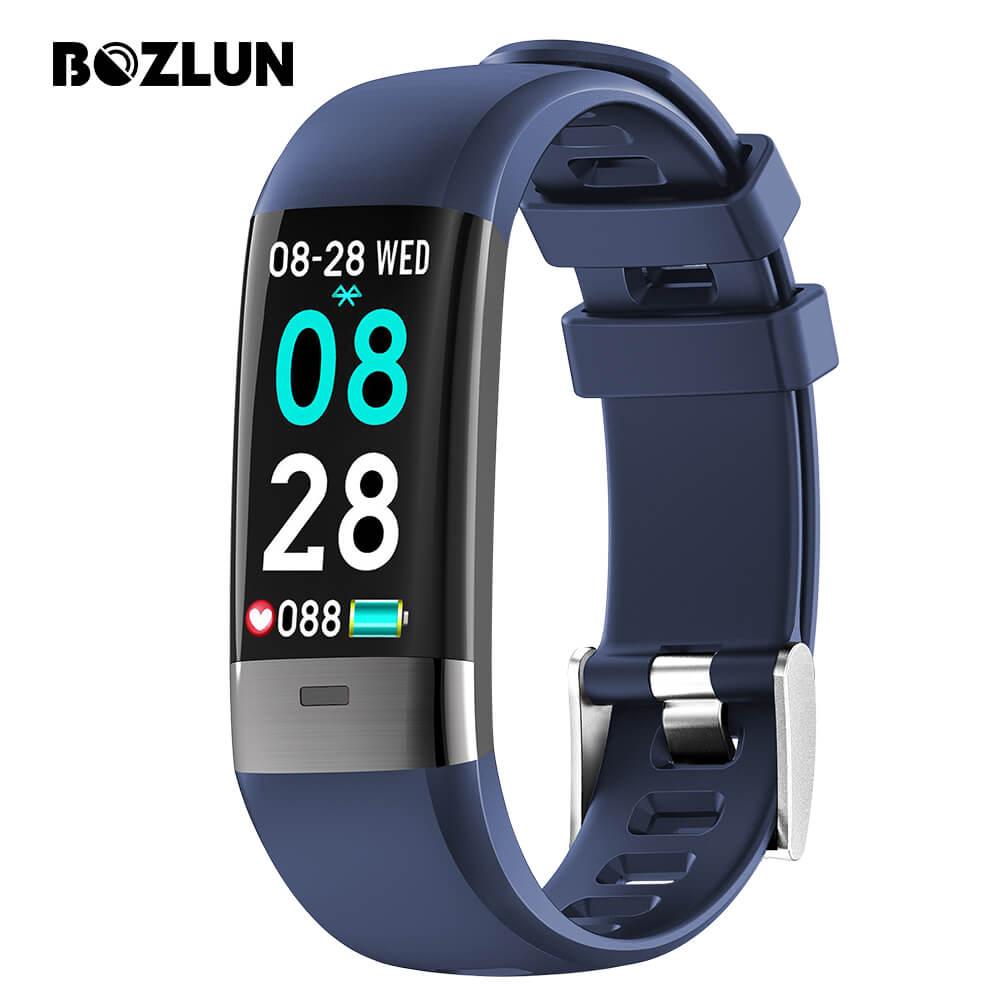 博之轮(BOZLUN)智能手表男女 健康运动手环心电心率血压睡眠监测 信息来电提醒 B33